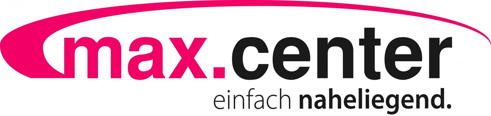 Sponsor Logo max.Center